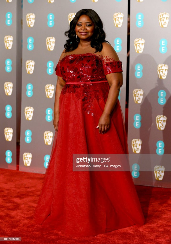 EE British Academy Film Awards 2019 - Arrivals - London : News Photo