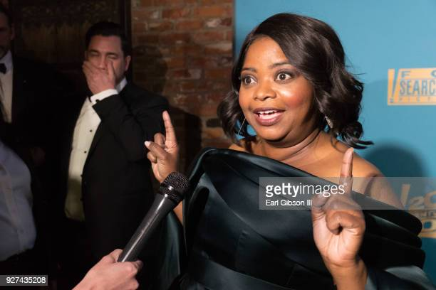 Octavia Spencer attends Fox Searchlight And 20th Century Fox Host Oscars PostParty on March 4 2018 in Los Angeles California