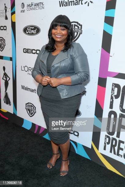 Octavia Spencer attends the 2019 Essence Black Women in Hollywood Awards Luncheon at Regent Beverly Wilshire Hotel on February 21 2019 in Los Angeles...