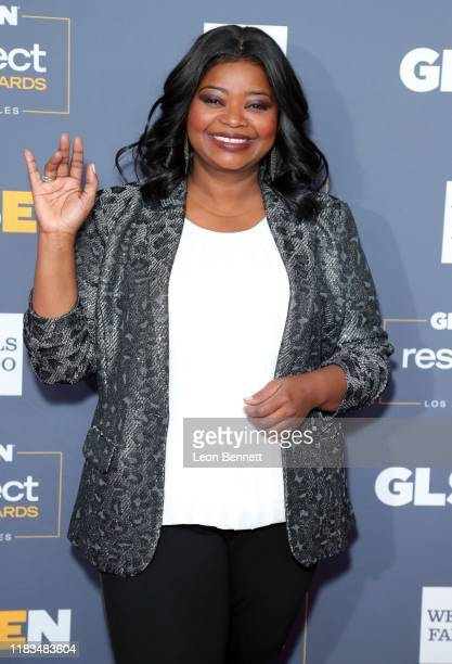 Octavia Spencer attends the 2019 GLSEN Respect Awards at the Beverly Wilshire Four Seasons Hotel on October 25, 2019 in Beverly Hills, California.