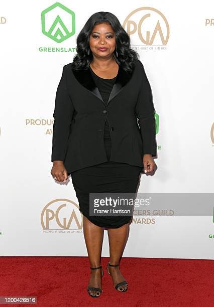 Octavia Spencer attends the 31st Annual Producers Guild Awards at Hollywood Palladium on January 18, 2020 in Los Angeles, California.