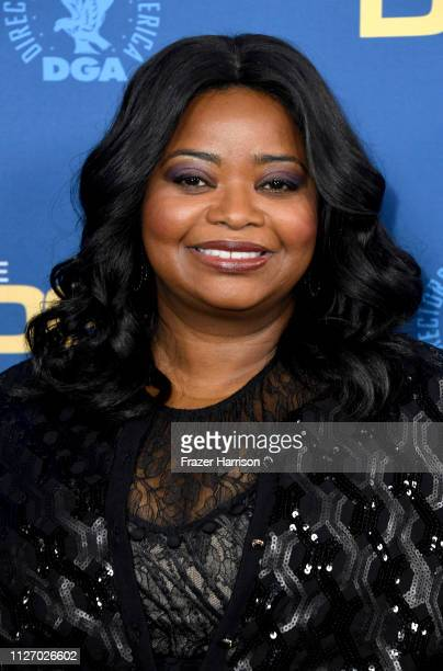 Octavia Spencer attends the 71st Annual Directors Guild Of America Awards at The Ray Dolby Ballroom at Hollywood & Highland Center on February 02,...