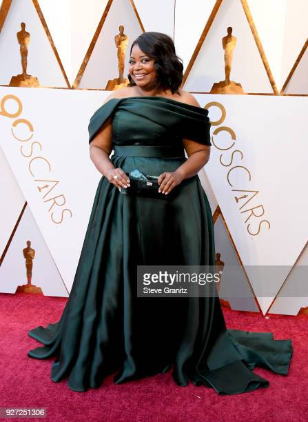 Octavia Spencer attends the 90th Annual Academy Awards at Hollywood & Highland Center on March 4, 2018 in Hollywood, California.