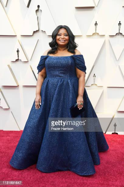 Octavia Spencer attends the 91st Annual Academy Awards at Hollywood and Highland on February 24, 2019 in Hollywood, California.