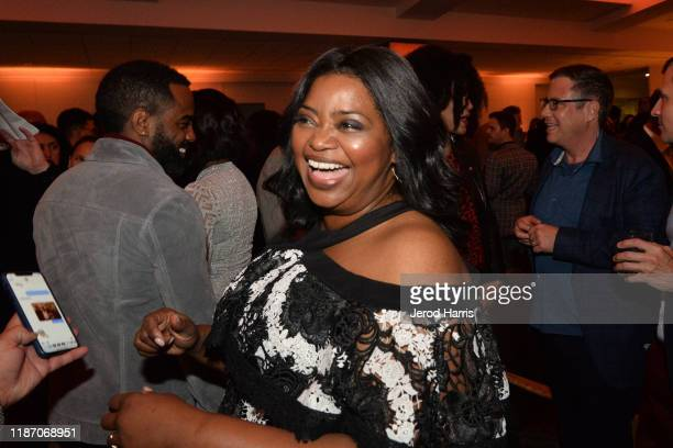 Octavia Spencer attends the after party of Apple TV's 'Truth Be Told' on November 11 2019 in Beverly Hills California
