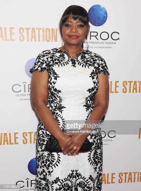 Octavia Spencer attends the 'Fruitvale Station' screening at the Museum of Modern Art on July 8 2013 in New York City
