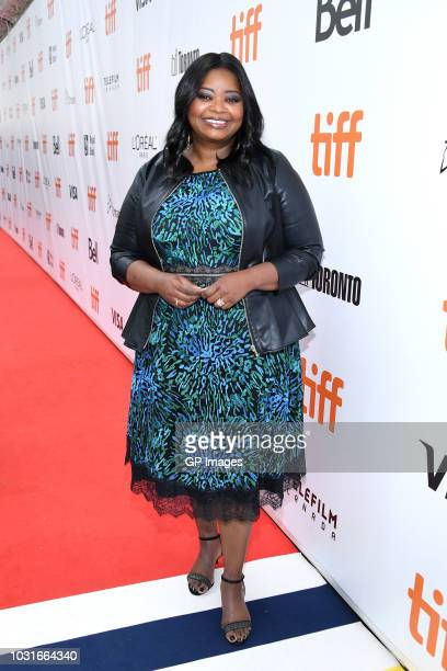 """Octavia Spencer attends the """"Green Book"""" premiere during 2018 Toronto International Film Festival at Roy Thomson Hall on September 11, 2018 in..."""