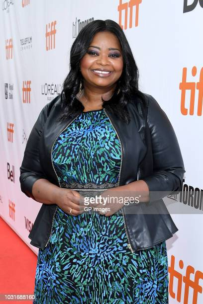 Octavia Spencer attends the Green Book premiere during 2018 Toronto International Film Festival at Roy Thomson Hall on September 11 2018 in Toronto...