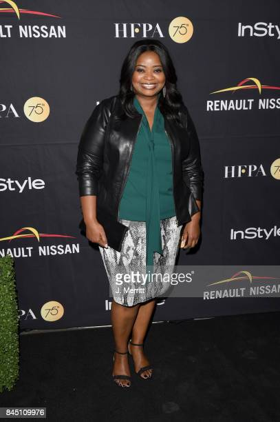 Octavia Spencer attends the HFPA InStyle annual celebration of 2017 Toronto International Film Festival at Windsor Arms Hotel on September 9 2017 in...
