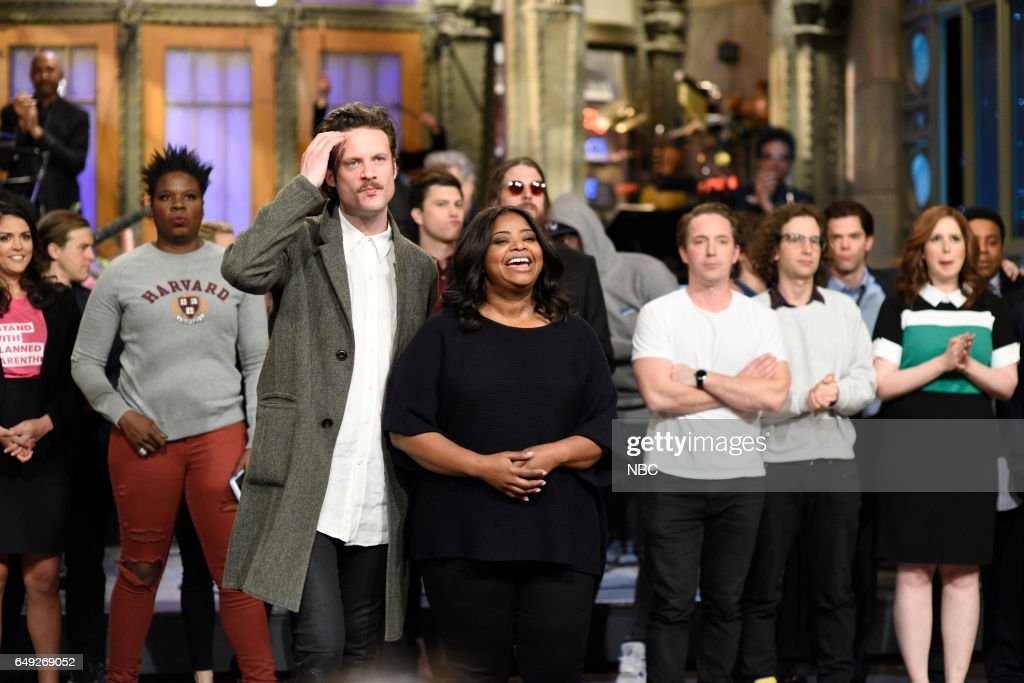 """NBC's """"Saturday Night Live"""" with guests Octavia Spencer, Father John Misty"""