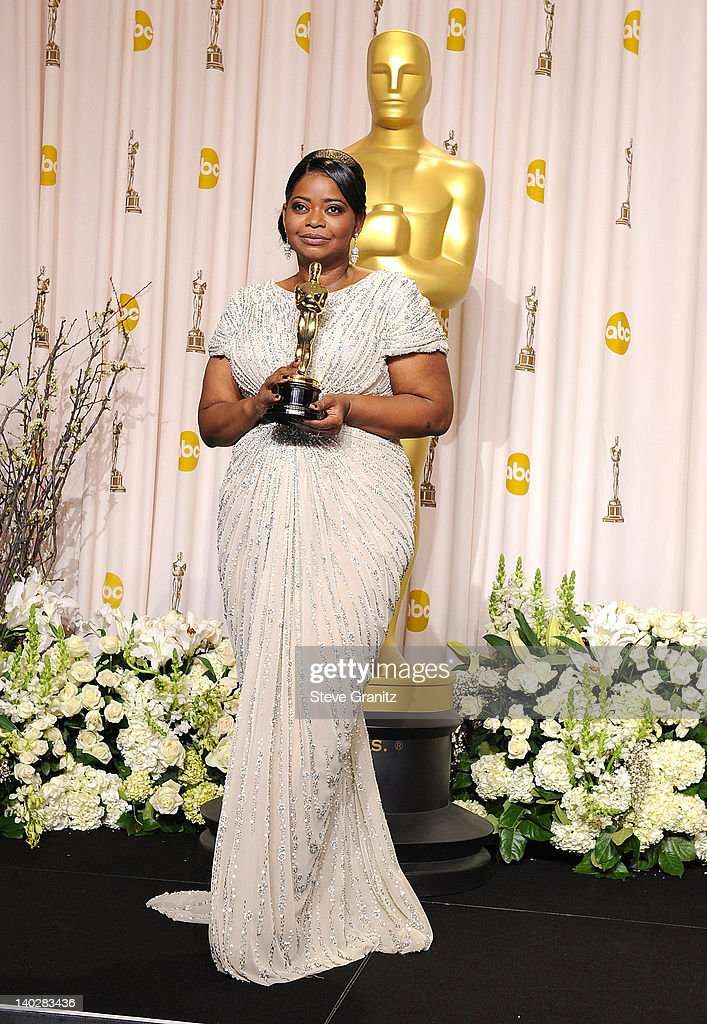 84th Annual Academy Awards - Press Room : News Photo