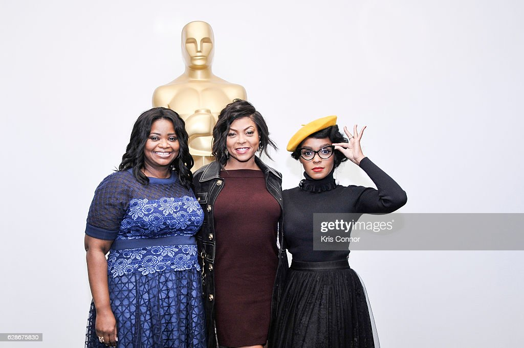 The Academy of Motion Picture Arts and Sciences Hosts an Official Academy Screening of HIDDEN FIGURES : News Photo