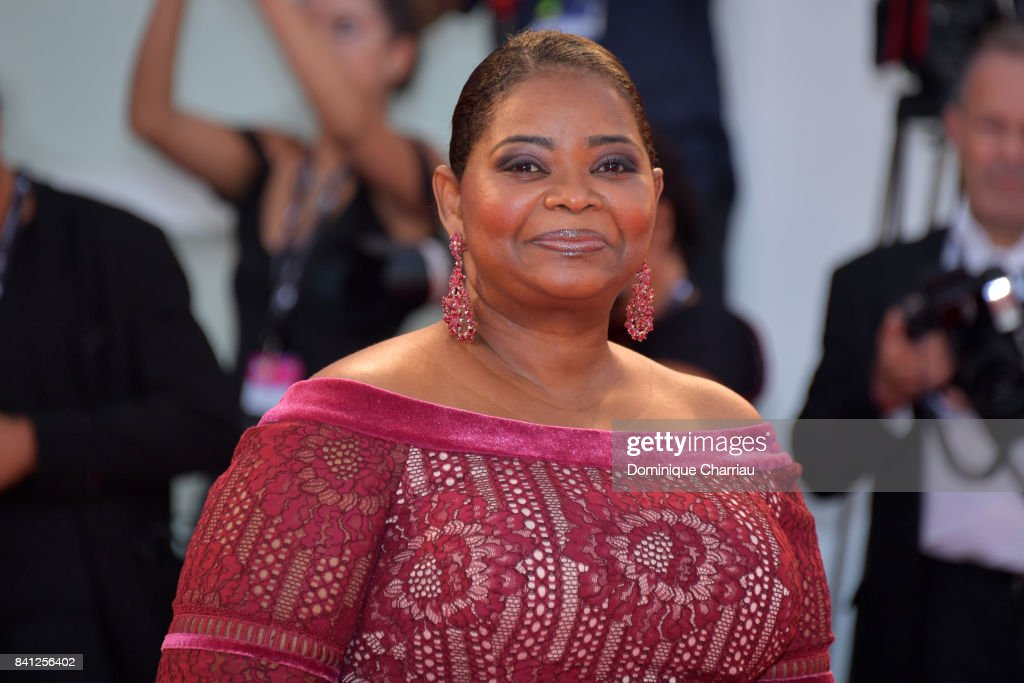 Octavia Spencer walks the red carpet ahead of the 'The Shape Of Water' screening during the 74th Venice Film Festival at Sala Grande on August 31, 2017 in Venice, Italy.
