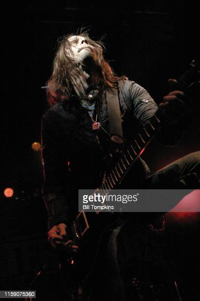 MANDATORY CREDIT Bill Tompkins/Getty Images Mark Tremont lead guitarist of AlterBridge performing at the Filmore in New York CitynOctober 16 2007 in...