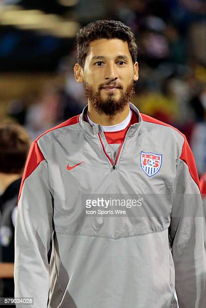 United States' Omar Gonzalez The Men's National Team of the United States and the Men's National Team of Ecuador played to a 11 draw in an...