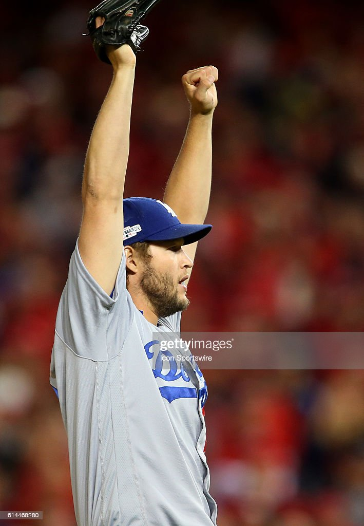 MLB: OCT 13 NLDS Game 5 - Dodgers at Nationals : News Photo