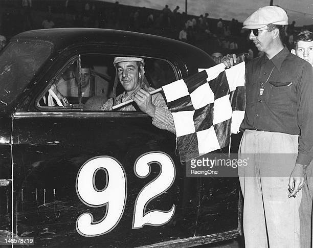 Herb Thomas took the first NASCAR Cup win of his career in a 1950 Plymouth at Martinsville Speedway Thomas would go on to win 47 more Cup races...
