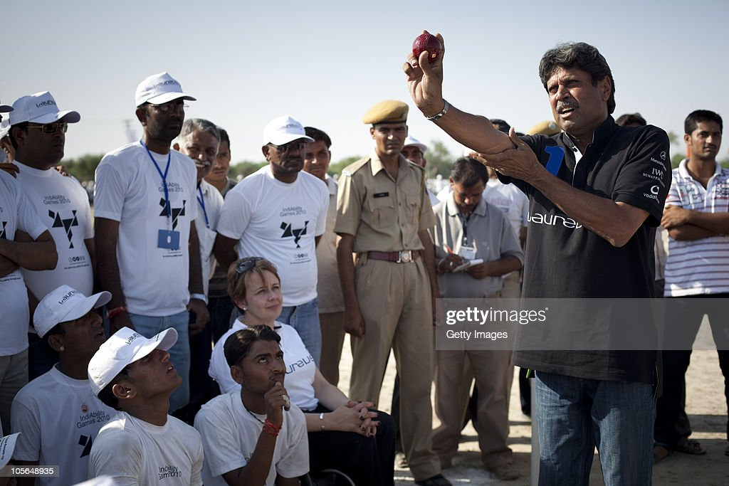Laureus Academy Members Visit Project IMAGE In India