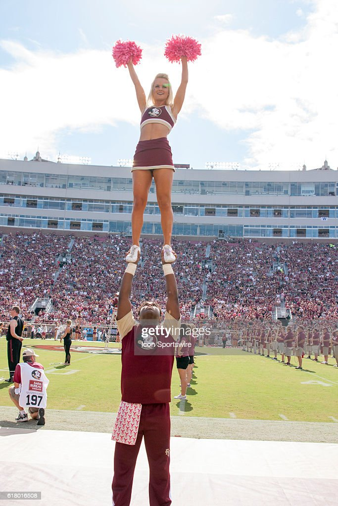 college football florida state cheerleaders