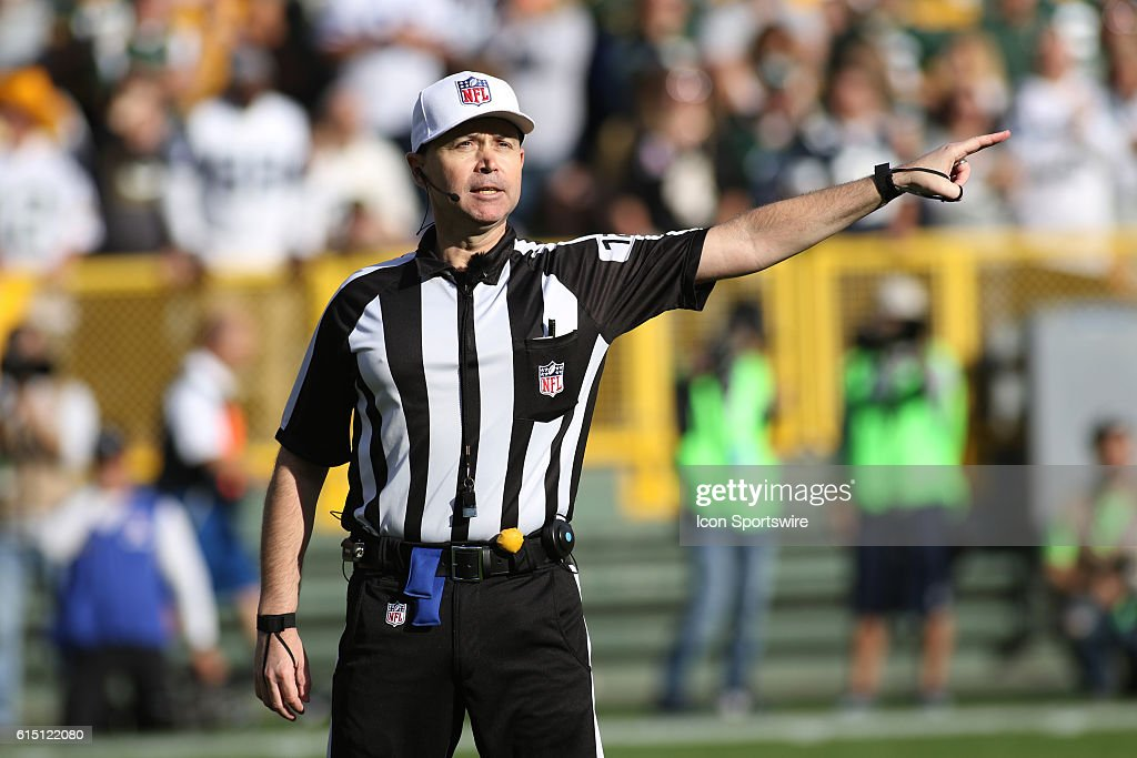NFL: OCT 16 Cowboys at Packers : News Photo