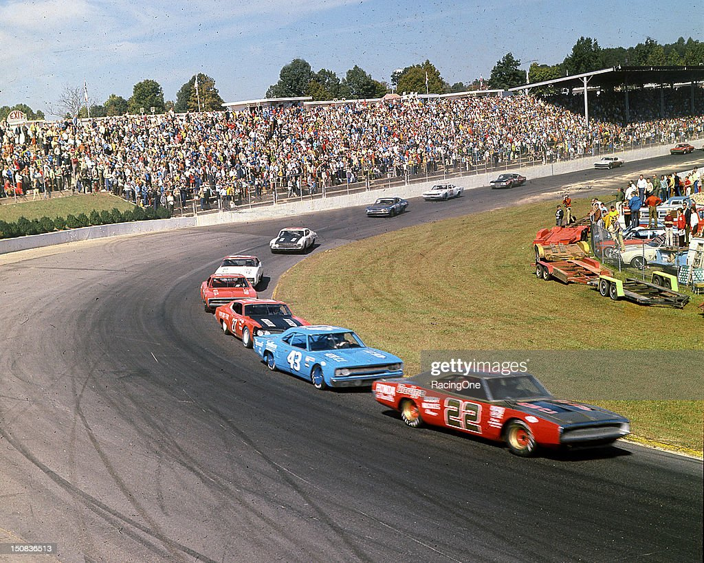 NASCAR Martinsville 1970 - Old Dominion 500 : News Photo