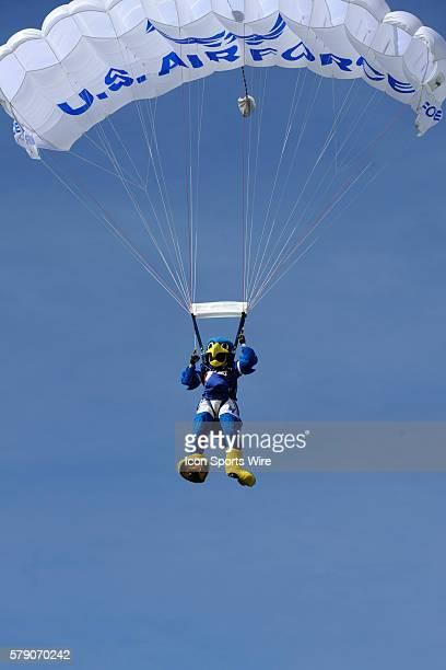 The Air Force mascot