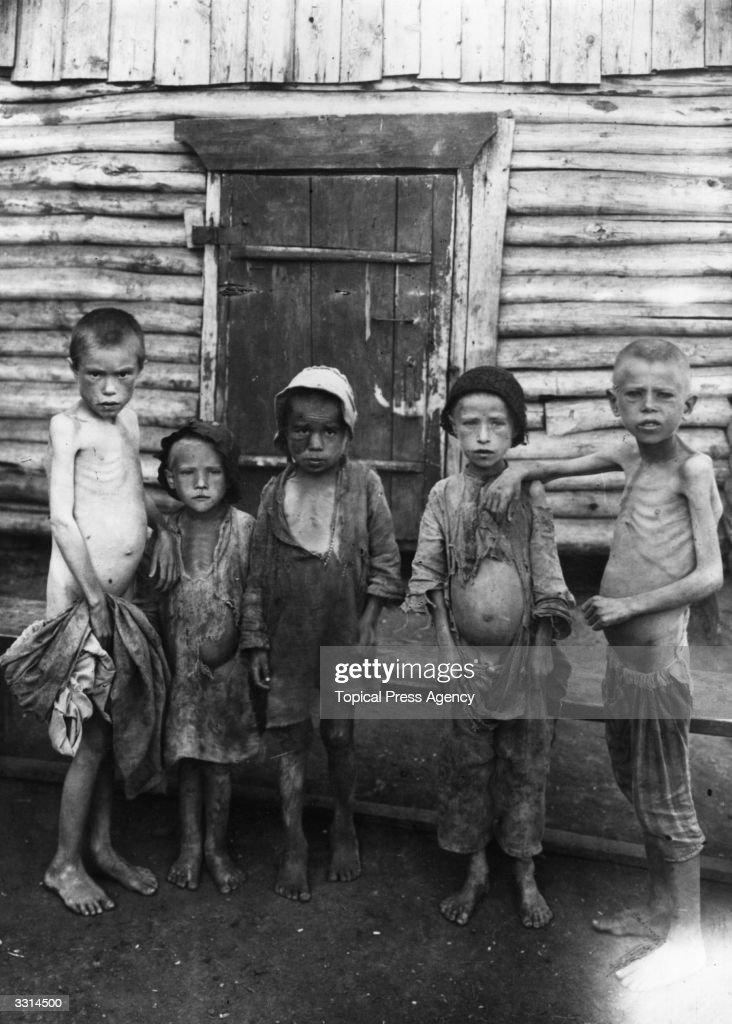 Children at Samara : News Photo
