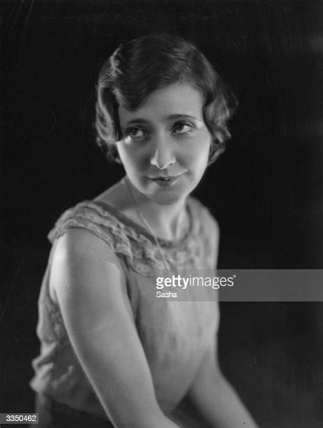 The actress Miss Margaret Campbell
