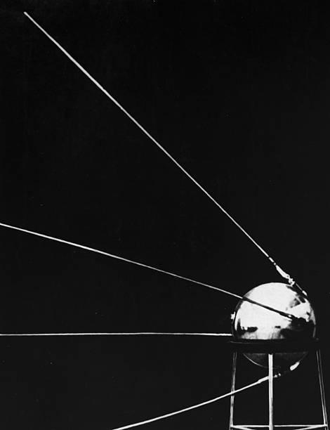 Sputnik I Wall Art