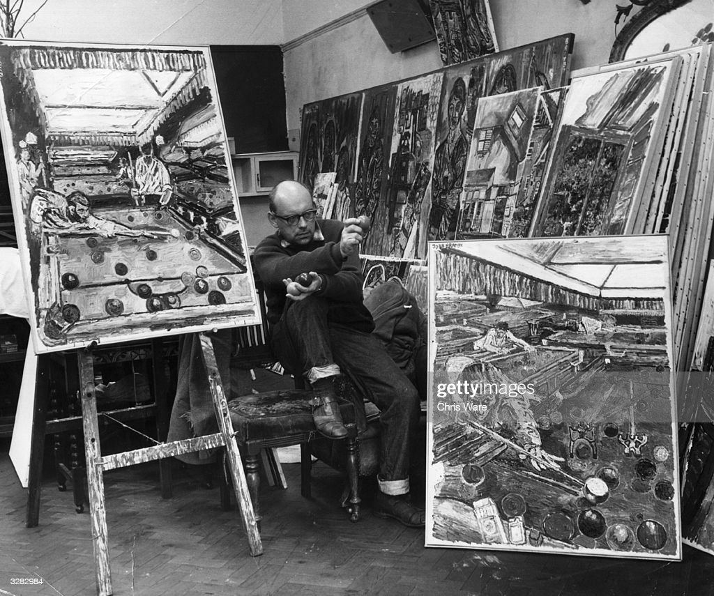 John Bratby Pictures   Getty Images