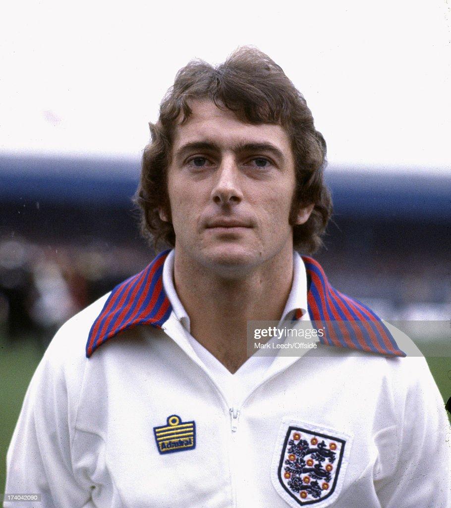 Footballer Trevor Francis 1979 : News Photo