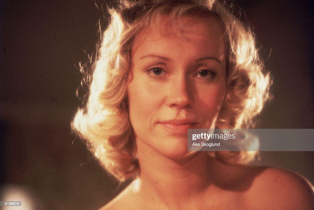 Singer with Swedish pop band Abba Agnetha Faltskog makes her film debut with Gunnar Hellstrom in the romantic comedy Raskenstam.
