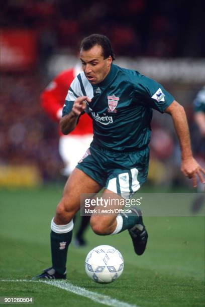 Football League Division One Manchester United v Liverpool Ronny Rosenthal of Liverpool