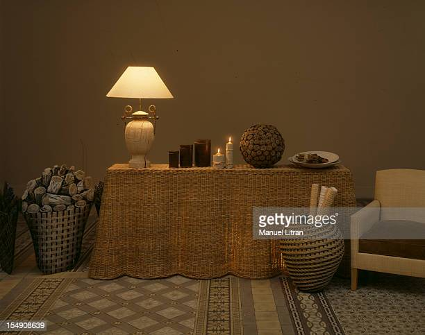 new designers rediscover the nobility of natural materials and a marked preference for wood Rattan is back in modern apartments Historically this is...