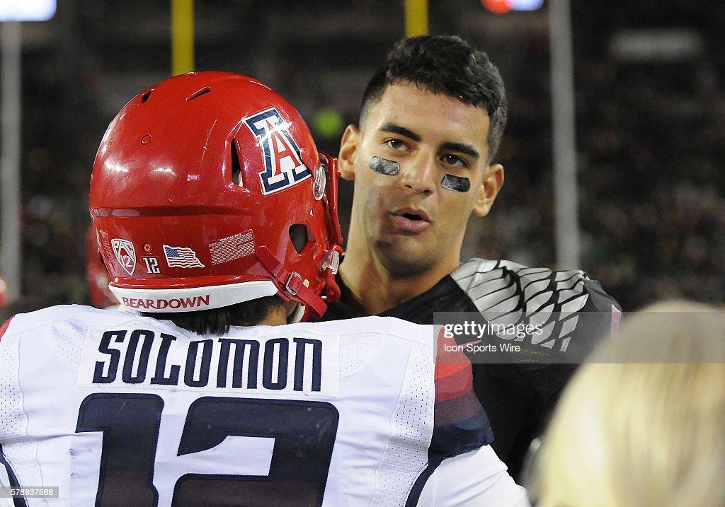 University Of Arizona Football 2014