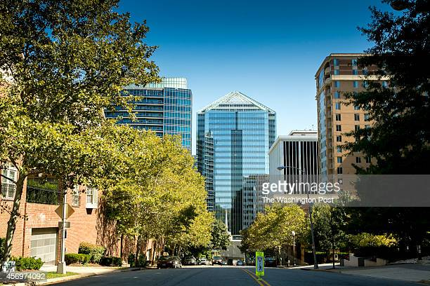 Rosslyn is a transitional neighborhood with plentiful options in luxury high rise apartment and townhomes
