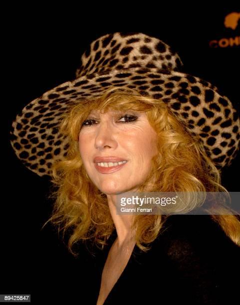 19 October 2006 Madrid Portrait of Victoria Vera spanish actress