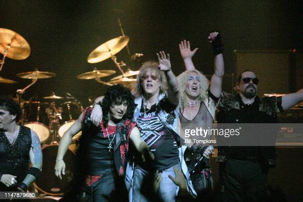 Twisted Sister take final bow on October 2006 in New York City