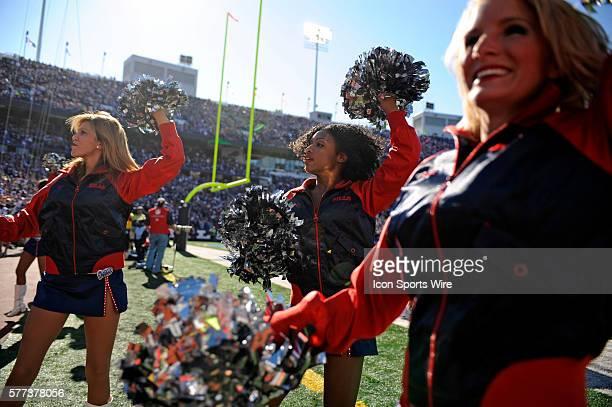 Buffalo Bills' cheerleaders the Jills