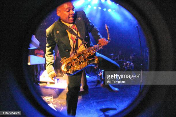MANDATORY CREDIT Bill Tompkins/Getty Images Fishbone performing at Le Poison Rouge as part of the CMJ Music FestivalnOctober 23 2010 in New York City