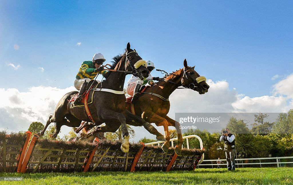 Racing from Gowran Park : News Photo