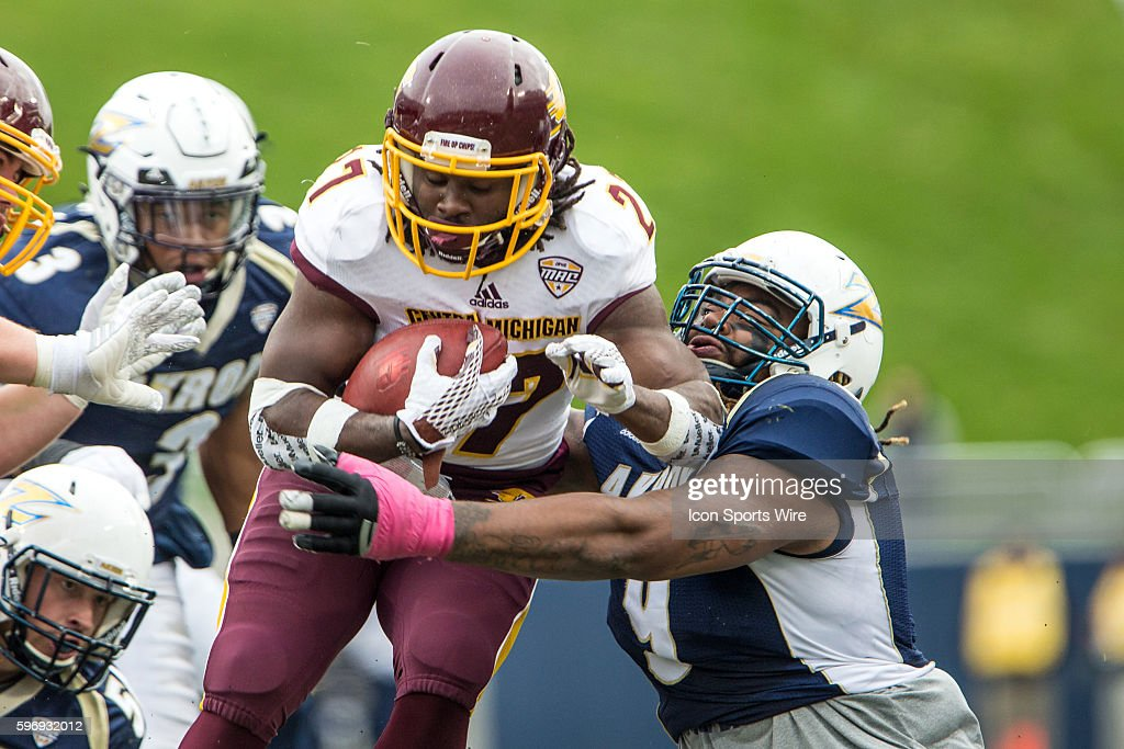 Image result for Central Michigan vs. Akron Zips