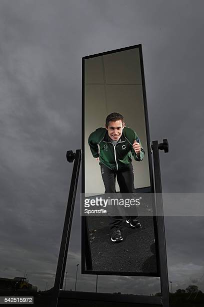 6 October 2015 Jason Smyth 100m 200m Paralympic champion at the announcement of the nine strong Irish team for the upcoming IPC Paralympic Athletics...