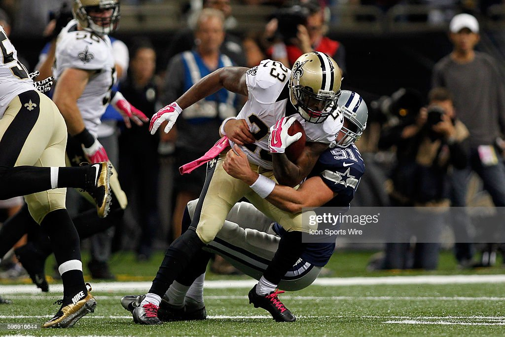 NFL: OCT 04 Cowboys at Saints Pictures | Getty Images