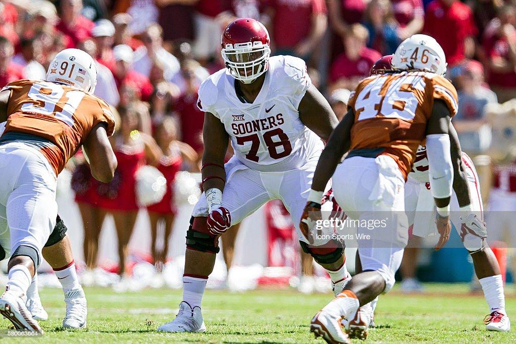 NCAA FOOTBALL: OCT 10 Oklahoma v Texas : News Photo