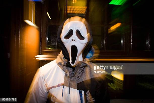 October 2015 On Saturday in Poland young people are seen celebrating Halloween at local clubs Dressing up for the occasion is however still not very...
