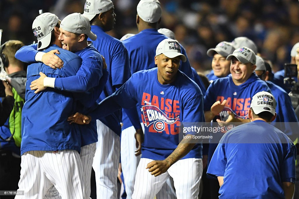 MLB: OCT 22 NLCS Game 6 - Dodgers at Cubs : News Photo