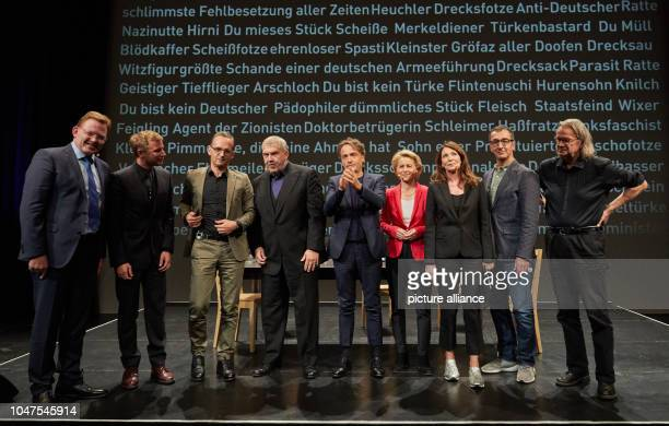 Andreas Hollstein Mayor of the Westphalian city of Altena Robert Stadlober actor Heiko Maas Federal Minister of Foreign Affairs Dietmar Bär actor...