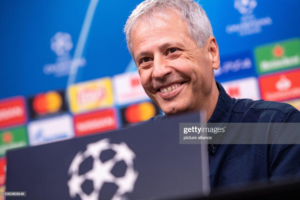 Press conference Borussia Dortmund : News Photo