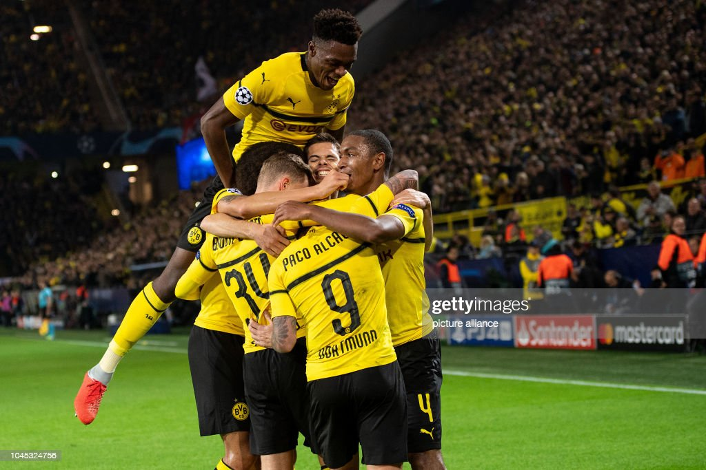 Borussia Dortmund - AS Monaco : News Photo